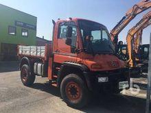 ford f800 4x2 Dump Truck (S/A)