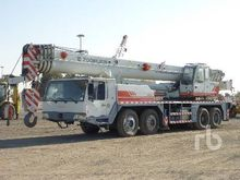 2011 Zoomlion QY70V 70 Ton 8x4x