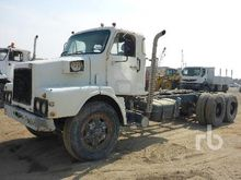 Volvo N10 6x4 Cab & Chassis