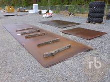 quantity of Steel Road Plates S