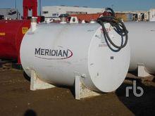meridian 2300 liter Litre Skid