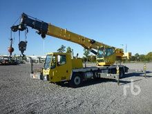 2007 Grove TMS500E 40 Ton T/A H