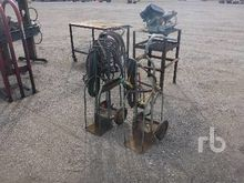 Qty Of Torch Carts Oxyacetylene