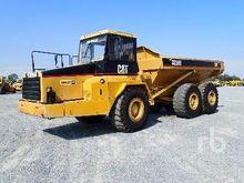 1997 Caterpillar D250E 6x6 Arti