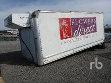 supreme 20 Ft Reefer Truck Box