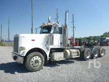 2009 peterbilt 388 Truck Tracto