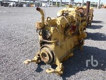 caterpillar d353 Skid Mounted E