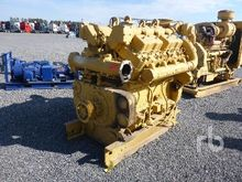 caterpillar d379 V8 Skid Mounte