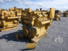 caterpillar Skid Mounted Engine