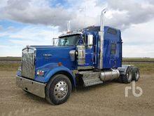 2014 Volvo VNL330 6x4 Truck Tra