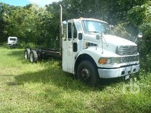 2009 sterling acterra T/A Cab &
