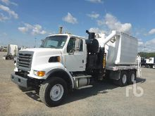 2005 Sterling T/A Vacuum Truck