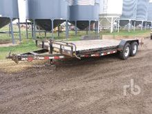 2008 PJ Trailers 20 Ft x 6 Ft 1