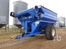 j&m 750-18 S/A Grain Cart