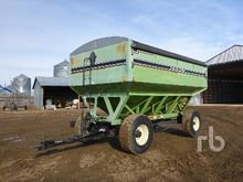 Parker 7250 Grain Wagon