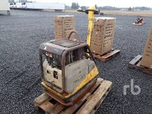 stone s38 Plate Compactor