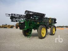 2012 John Deere 4940 120 Ft 4x4