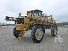 2011 Rogator 1396 100 Ft 4x4 Sp