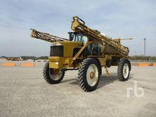 2005 Rogator 1264 100 Ft 4x4 Sp
