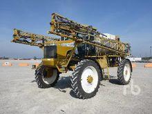 2000 Rogator 1254 80 Ft 4x4 Spr