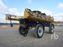 2013 Agco Rogator RG1300 120 Ft