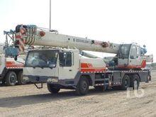 2012 Zoomlion QY25V 25 Ton 6x4