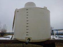 ufa 1250 Gallon Poly Tank