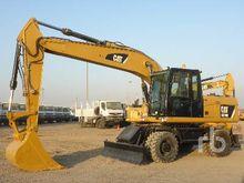 2008 Caterpillar M322D 4x4 Mobi
