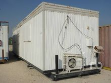 3 m x 11 M Skid Mounted Field O