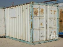 40 Ft Workshop Container