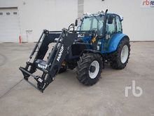 2014 Lindner Geotrac 84 EP 4WD