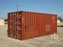 2003 cimc 20 Ft Container