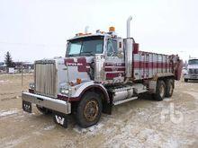 2001 Western Star 4864FX T/A Ma