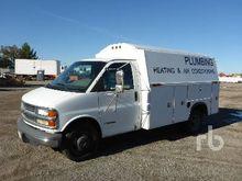 2001 Chevrolet 3500 Service Van