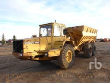 Volvo 861 Articulated Dump Truc
