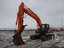 2013 Hitachi ZX250LC5N Hydrauli