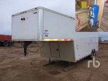 2007 TN Trailers Inc 30 Ft T/A