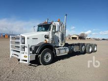 1995 Ford L8000 T/A Cab & Chass