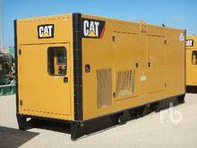 1998 Caterpillar SR4 230 KW Por
