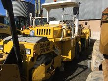 1990 Hyster C530A 9 Wheel Rolle
