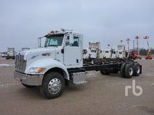 2007 Freightliner M2 S/A Cab &