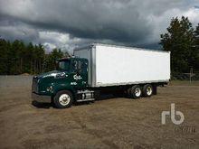 2012 Hino 268 Van Truck