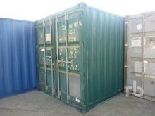 2002 20 Ft Container