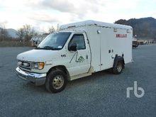 1997 Ford E350 Ambulance