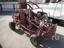 110 cc Go Cart