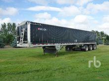 2016 Timpte 43 Ft T/A Grain Tra