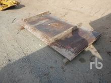 Quantity Of 3 Trench Plates Sew