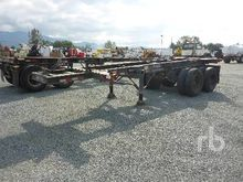 1984 loadcraft 20 Ft T/A Contai