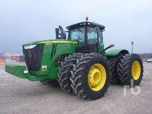 2014 John Deere 9510R Scraper S
