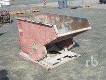 1 CY Dumping Hopper Misc Shop,